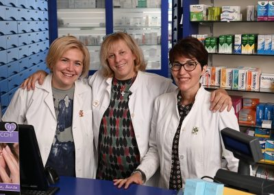 staff farmacia milano